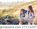 Girls Friendship Hangout Traveling Holiday 27133207