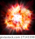 detonation, eruption, explosion 27143398