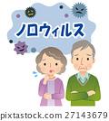 感染 病毒 老人 27143679