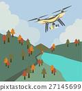 Drone camera 27145699