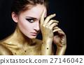 beauty, makeup, woman 27146042