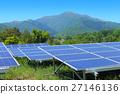 mega solar, hiruzen highland, photovoltaic 27146136