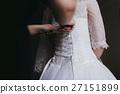 新娘 仪式 裙子 27151899