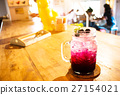 blueberry soda 27154021