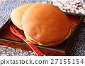 銅鑼燒 兩個小煎餅中間夾豆餡 和果子 27155154