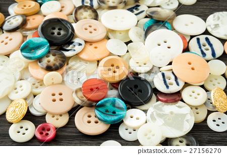 Button pile up a lot 27156270