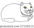 뚱보 고양이 27156513