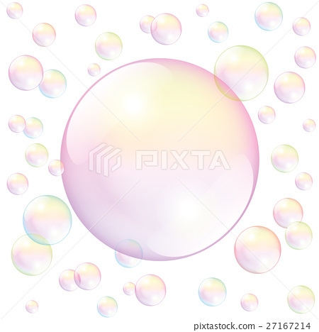 Soap Bubble White 27167214