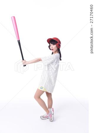 야구 여자 27170460