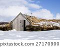 Tiny hut in Iceland 27170900