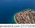 Croatia aerial view 27171038