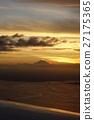 富士山和东京湾(傍晚风光) 27175365