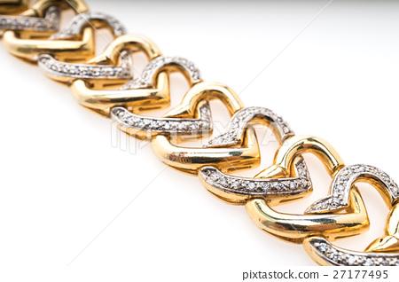 Gold bracelet 27177495
