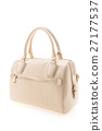 Female fashion handbag isolated 27177537