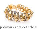 Gold bracelet 27177619