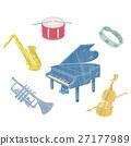 器具 儀器 樂器 27177989