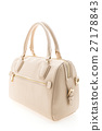Female fashion handbag isolated 27178843