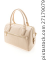 Female fashion handbag isolated 27179079