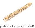 Gold bracelet 27179909