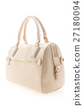Female fashion handbag isolated 27180094