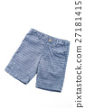 Short pants and clothes 27181415