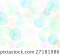 水彩畫 背景 布料 27181986