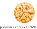 Pizza hawaiian seafood 27182696
