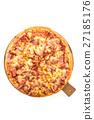 Hawaiian pizza 27185176