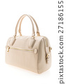 Female fashion handbag isolated 27186155