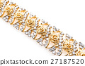 Gold bracelet 27187520