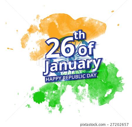 Happy Indian Republic Day celebration 27202657