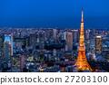 東京·暮光之城夜景 27203100