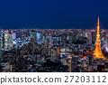 東京夜景 27203112