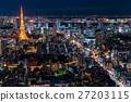 东京夜景 27203115