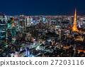 东京夜景 27203116