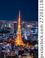 東京夜景 27203118