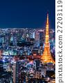 东京夜景 27203119