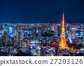 东京夜景 27203126