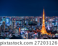 Tokyo night view 27203126