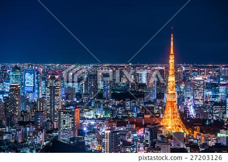 城市景观 城市 东京 27203126