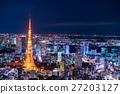 东京夜景 27203127