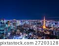 東京夜景 27203128