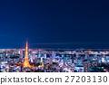 東京夜景 27203130