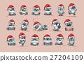 Illustrations isolated Emoji character cartoon 27204109