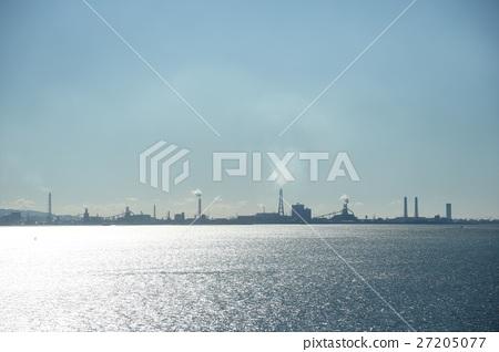 Keihin Industrial Zone Beyond Tokyo Bay 27205077
