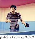 Table Tennis Ping-Pong Sport Activity Concept 27208929