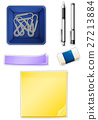 Different types of stationaries 27213884