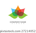 Beauty Lotus Logo Template 27214052