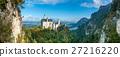Neuschwanstein castle in Germany 27216220