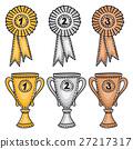 判决 青铜制品 奖杯 27217317